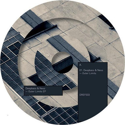 Deepbass & Ness - Outer Limits EP , Vinyl - Dynamic Reflection, Unearthed Sounds