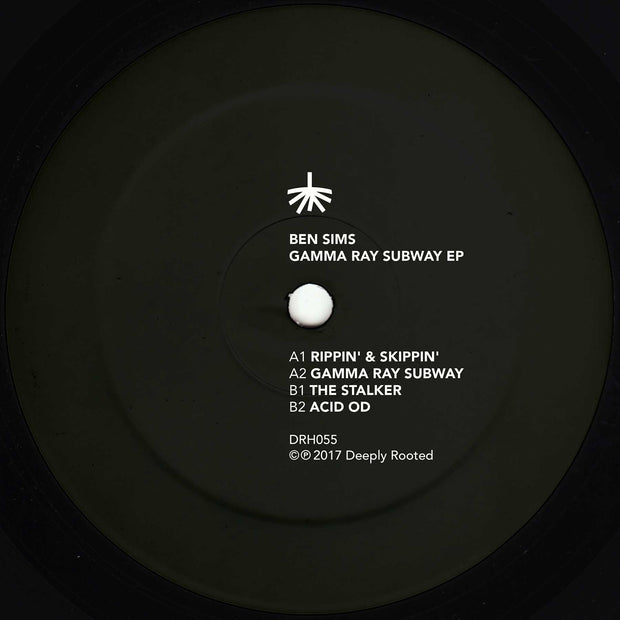 Ben Sims - Gamma Ray Subway EP