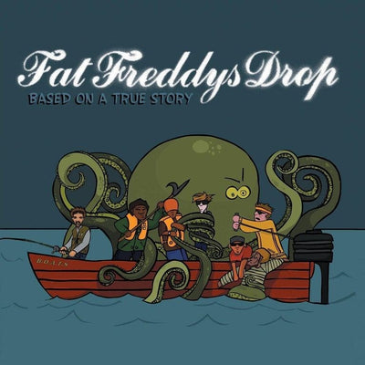 "Fat Freddy's Drop - Based On A True Story [2 x 12"" Vinyl LP] - Unearthed Sounds"