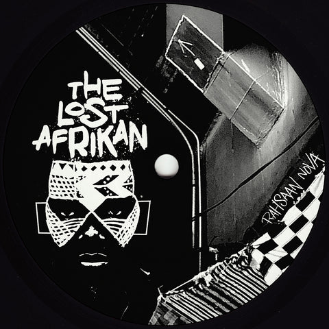 Rahsaan Nova - The Lost Afrikan