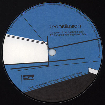 Transllusion - Mind Over Positive And Negative Dimensional Matter - Unearthed Sounds