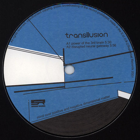Transllusion - Mind Over Positive And Negative Dimensional Matter