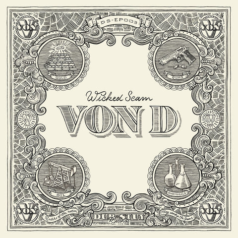 Von D - Wicked Scam EP