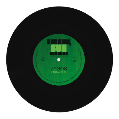 "Zygos - Karma Dub / Karma Dub Version [7"" Vinyl] - Unearthed Sounds, Vinyl, Record Store, Vinyl Records"