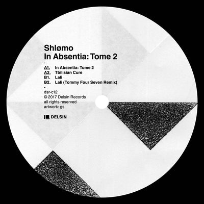 Shlomo - In Absentia: Tome 2 - Unearthed Sounds