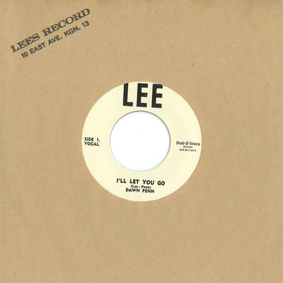 "Dawn Penn & Diane Lawrence - I'll Let You Go / Hound Dog [7"" Vinyl] - Unearthed Sounds"