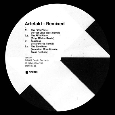 Artefakt - Remixed [feat. Forest Drive West] - Unearthed Sounds