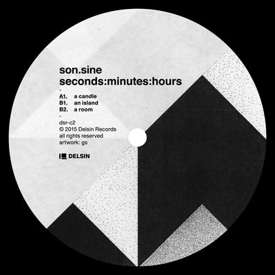 Son.Sine - Seconds:Minutes:Hours , Vinyl - Delsin Records, Unearthed Sounds