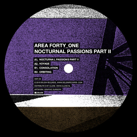Area Forty_One - Nocturnal Passions, Part II