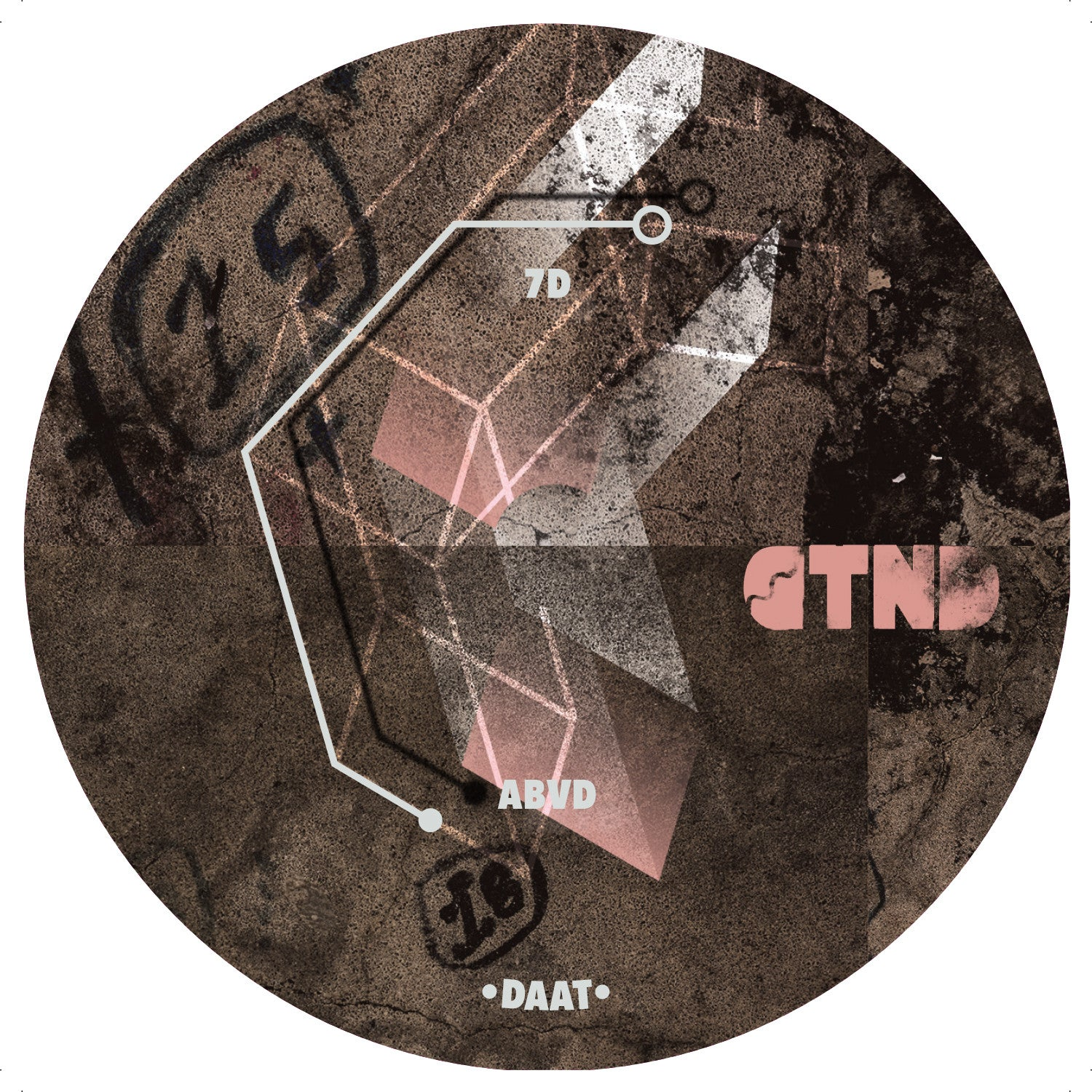 DAAT - DTND004 - Unearthed Sounds