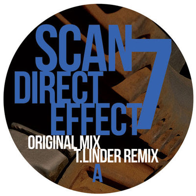 Scan 7 - Direct Effect , Vinyl - Detroit Underground, Unearthed Sounds