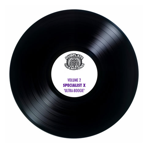 Dubplate Championz - Volume 2