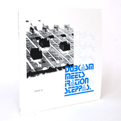 "Dubkasm Meets Iration Steppas - CM4400 EP [2x12"" Vinyl] , Vinyl - Dubkasm Records, Unearthed Sounds"