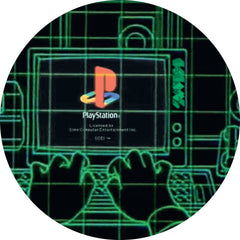 Tlim Shug & DJ Playstation - Split EP , Vinyl - E-Beamz Records, Unearthed Sounds - 1