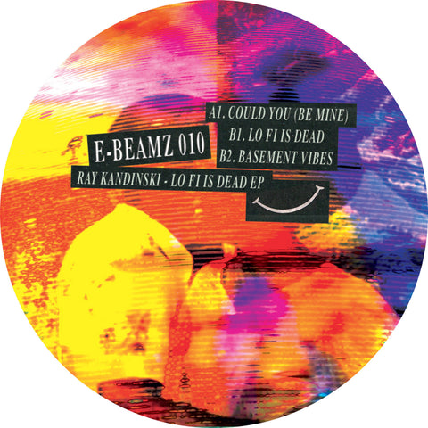 Ray Kandinski - Lo Fi Is Dead EP