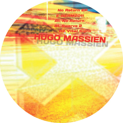 Hugo Massien - No Return EP