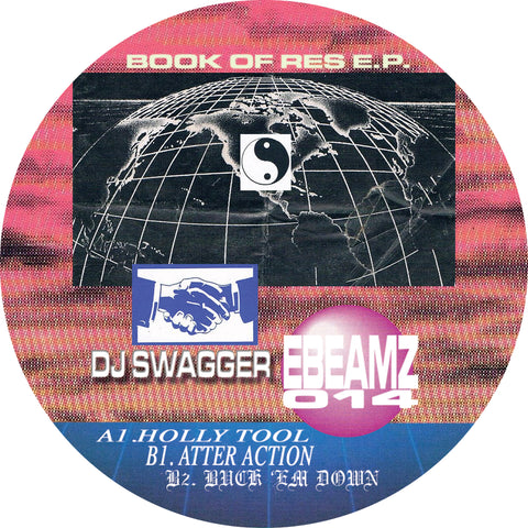DJ Swagger - Book Of Res EP