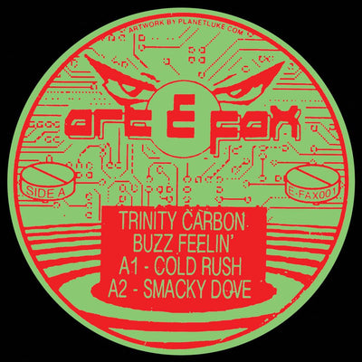 Trinity Carbon - Buzz Feelin' - Unearthed Sounds