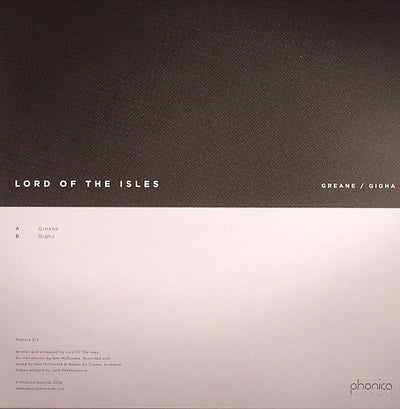 Lord of the Isles - Greane / Gigha - Unearthed Sounds, Vinyl, Record Store, Vinyl Records