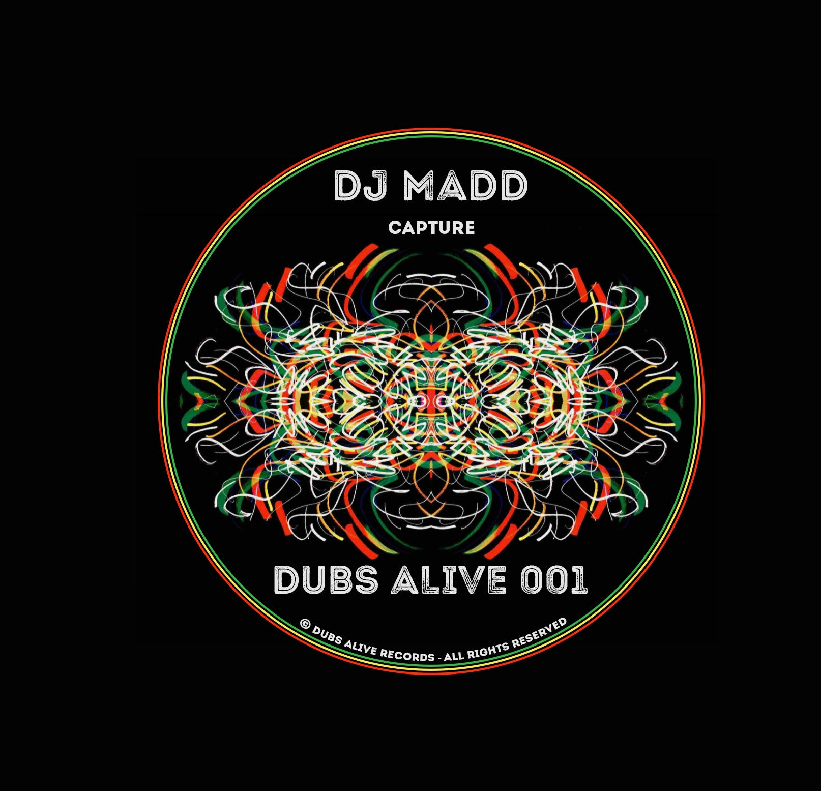 "DJ Madd - Capture / Slatahouse Dub [180g 12"" Vinyl] - Unearthed Sounds"
