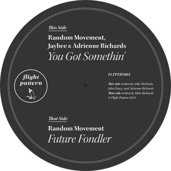 Random Movement - You've Got Something - Unearthed Sounds