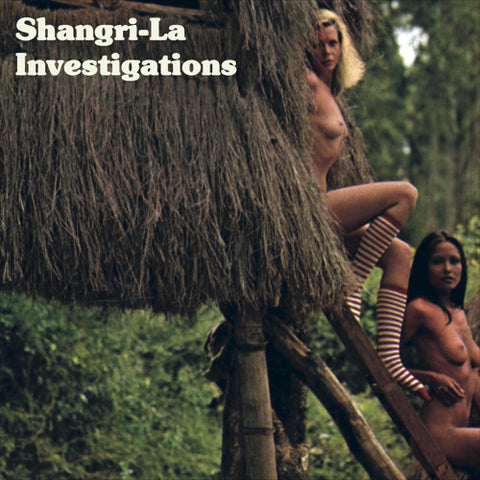 "Mystic Jungle - Shangri-La Investigations [7"" Vinyl]"