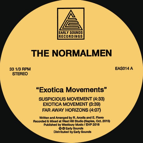 The Normalmen - Exotica Movement