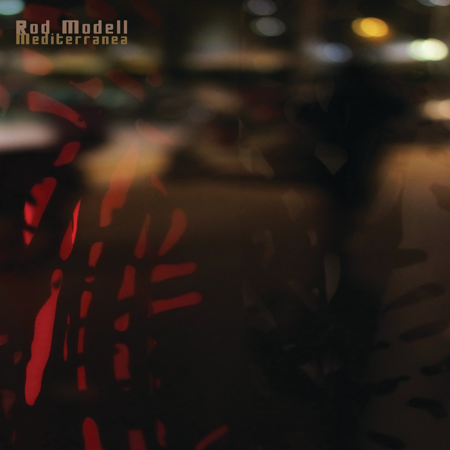 Rod Modell - Mediterranea CD , CD - Echospace, Unearthed Sounds