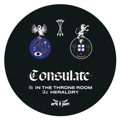 Consulate - E-FAX005 - Unearthed Sounds