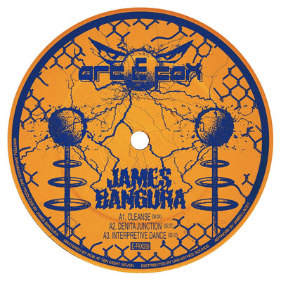 James Bangura - E-FAX009 - Unearthed Sounds