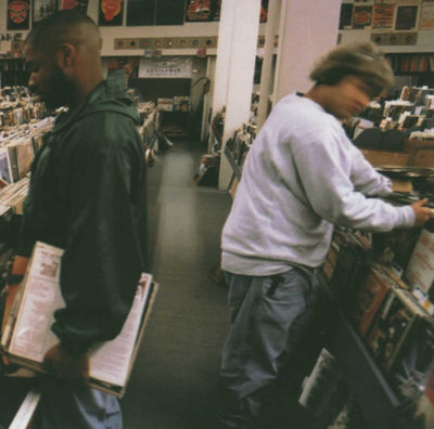 DJ Shadow - Entroducing... [2 x LP] - Unearthed Sounds