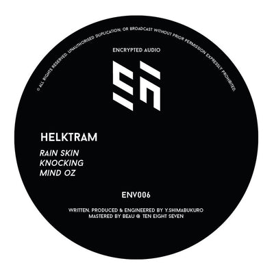 Helktram - ENV006 , Vinyl - Encrypted Audio, Unearthed Sounds