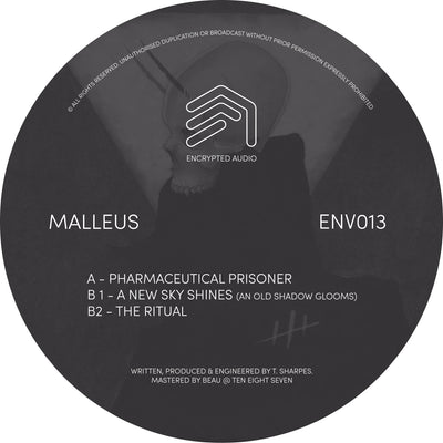 Malleus - Pharmaceutical Prisoner - Unearthed Sounds