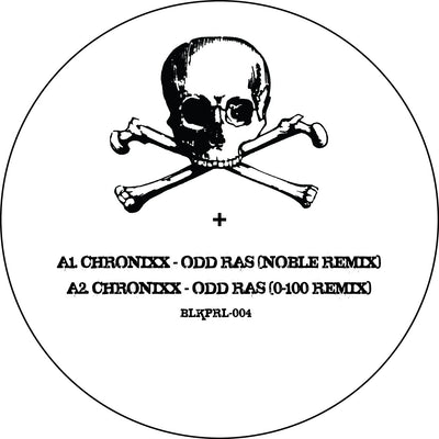 Chronixx / Noble / Channel 2 - Odd Ras / Let Me Love You - Unearthed Sounds