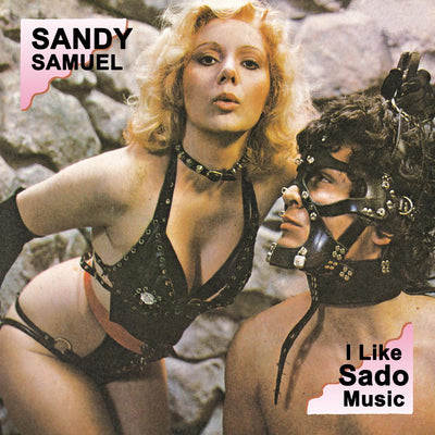 Sandy Samuel - I Like Sado Music [Official Re-Issue] - Unearthed Sounds, Vinyl, Record Store, Vinyl Records