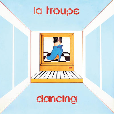 La Troupe - Dancing [Official Re-Issue] - Unearthed Sounds