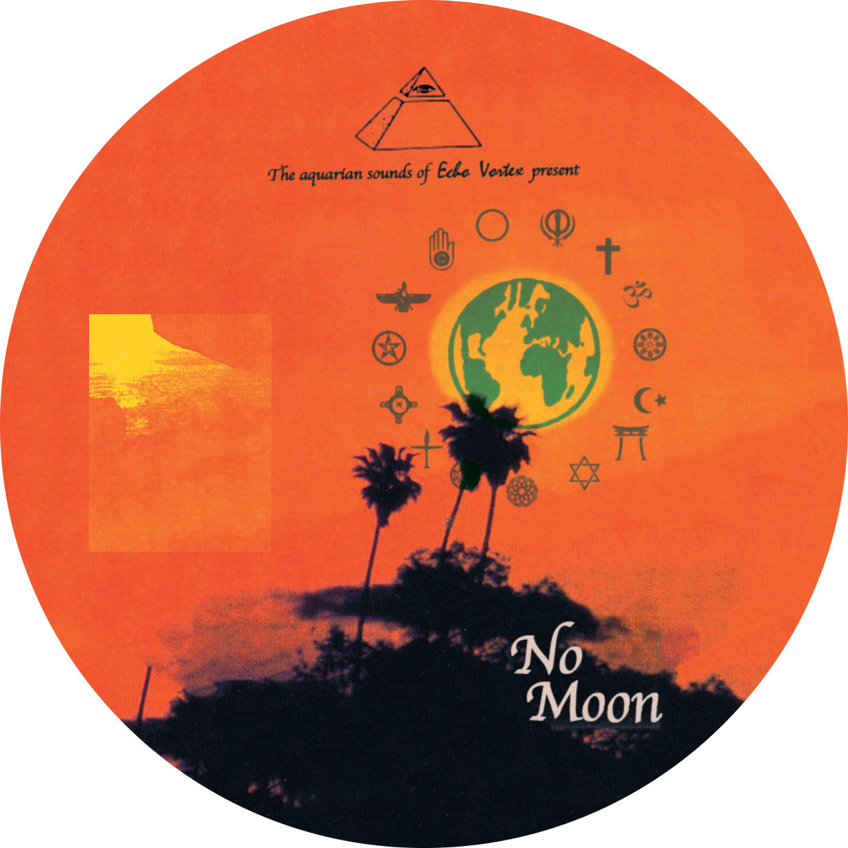 No Moon - Prett Fly For A Lo Fi , Vinyl - Echo Vortex, Unearthed Sounds - 1