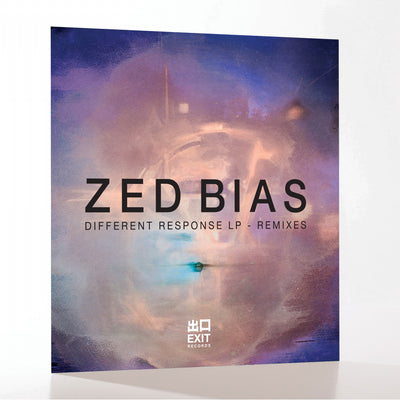 Zed Bias - Different Response LP Remixes [Calibre & Skeptical] *Plain Sleeve* - Unearthed Sounds