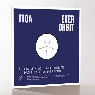 Itoa - Ever Orbit EP - Unearthed Sounds