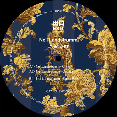 Neil Landstrumm - Chincy EP - Unearthed Sounds