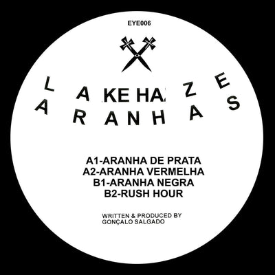 Lake Haze - Aranhas EP - Unearthed Sounds