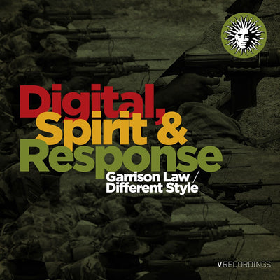 Digital, Spirit & Response - Garrison Law / Different Style - Unearthed Sounds, Vinyl, Record Store, Vinyl Records