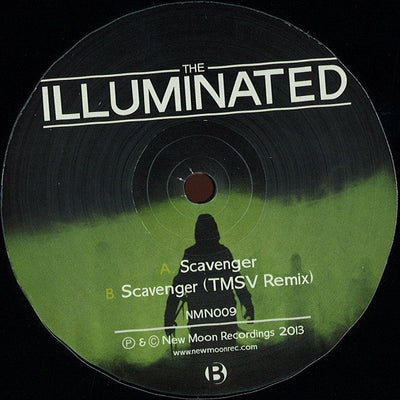 The Illuminated 'Scavenger' - Unearthed Sounds