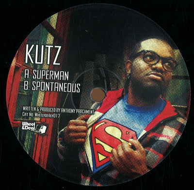 Kutz - Superman / Spontaneous - Unearthed Sounds