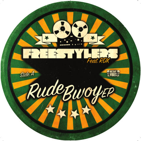 Rdx, Freestylers, Aphrodite - Rude Bwoy / Ready for the Clash