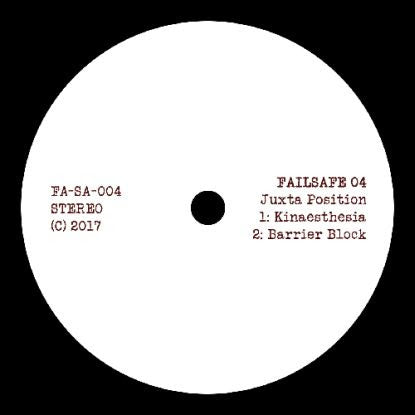 Juxta Position - Failsafe04 [Vinyl Only Release]