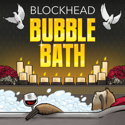 "Blockhead - Bubble Bath [2x12"" LP Bubble Pink Limited Edition Vinyl] - Unearthed Sounds"
