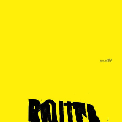 Route 8 - Mental Murder EP - Unearthed Sounds, Vinyl, Record Store, Vinyl Records