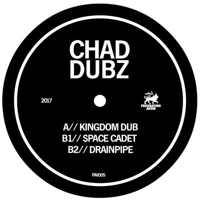 Chad Dubz - Kingdom Dub EP - Unearthed Sounds, Vinyl, Record Store, Vinyl Records