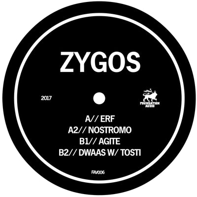 Zygos - Erf EP - Unearthed Sounds